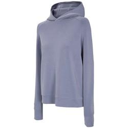 Vêtements Femme Vestes de survêtement 4F Women's Hoodie Bleu
