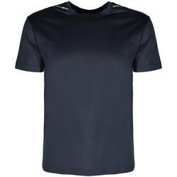Vêtements Homme T-shirts manches courtes Les Hommes  Bleu