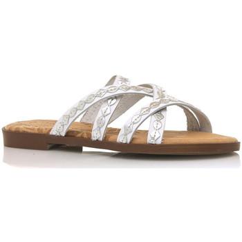 Chaussures Femme Sandales et Nu-pieds MTNG 51045 Blanc