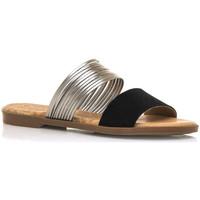 Chaussures Femme Mules MTNG 51057 Noir