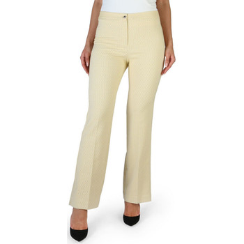 Vêtements Pantalons fluides / Sarouels Fontana - brenda Jaune