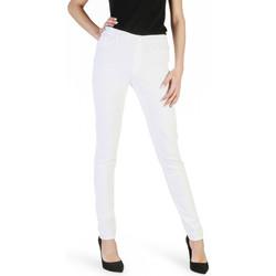 Vêtements Femme Pantalons 5 poches Carrera - 00767l_922ss Blanc