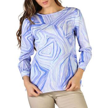 Vêtements Femme Chemises / Chemisiers Fontana - chiara Bleu