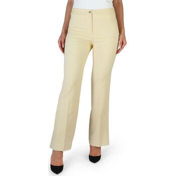 Vêtements Femme Pantalons Fontana - brenda Jaune
