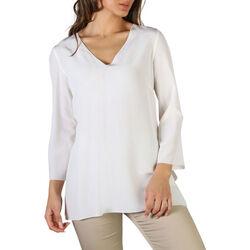 Vêtements Femme Chemises / Chemisiers Fontana - katia Blanc