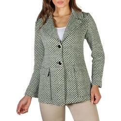 Vêtements Femme Manteaux Fontana - emily Vert