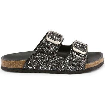 Chaussures Enfant Mules Shone - 026798-glitter Noir