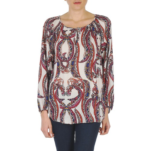 Vêtements Femme Tops / Blouses Antik Batik BARRY Orange / Multi