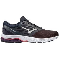 Chaussures Running / trail Mizuno WAVE PRODIGY 3 MAGNET / SNOW WHITE / INDIA INK
