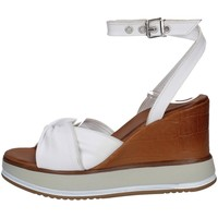 Chaussures Femme Sandales et Nu-pieds Inuovo 766011 BLANC