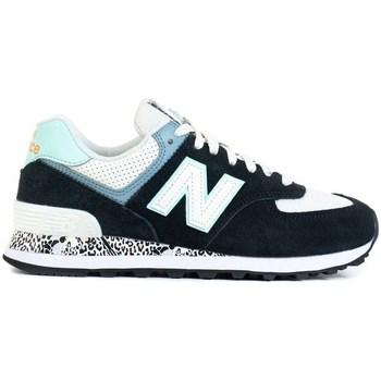 Chaussures Femme Baskets basses New Balance 574 Noir