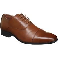 Chaussures Homme Richelieu Galax Derbie basses à lacets Beige