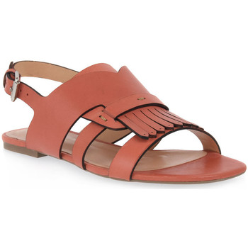 Chaussures Femme Sandales et Nu-pieds Miss Unique UNIQUE   PEACH CALF Rosa