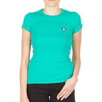 Vêtements Femme T-shirts manches courtes Petit Bateau TERCUS Vert