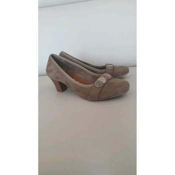 Chaussures Femme Escarpins Aucune Chaussures à talons neuves Marron