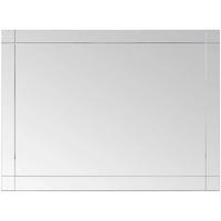 Maison & Déco Miroirs Vidaxl 60 x 40 cm Argent