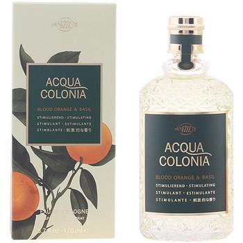 Beauté Cologne 4711 Acqua Eau De Cologne Blood Orange & Basil Edc Vaporisateur