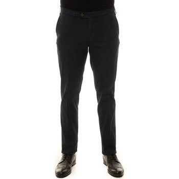 Vêtements Homme Chinos / Carrots Canali 93630-PT00943302 Blu