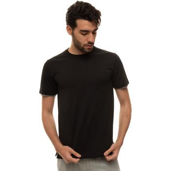 Vêtements Homme T-shirts manches courtes Canali T0691-MJ01037100 Nero
