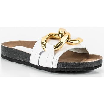 Chaussures Femme Mules Penelope 6051 blanc