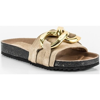 Chaussures Femme Mules Penelope 6051 Beige