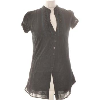 Vêtements Femme Chemises / Chemisiers Stradivarius Chemise  38 - T2 - M Noir