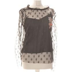 Vêtements Femme Tops / Blouses Zara Blouse  36 - T1 - S Noir