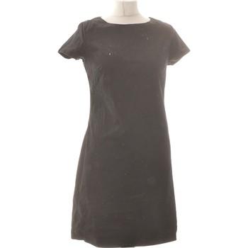 Vêtements Femme Robes courtes Monoprix Robe Courte  40 - T3 - L Noir