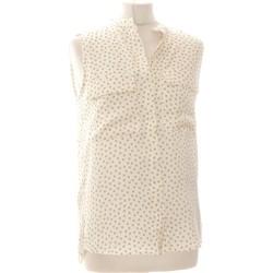 Vêtements Femme Chemises / Chemisiers Mango Chemise  34 - T0 - Xs Beige