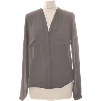 Vêtements Femme Chemises / Chemisiers Promod Chemise  36 - T1 - S Gris