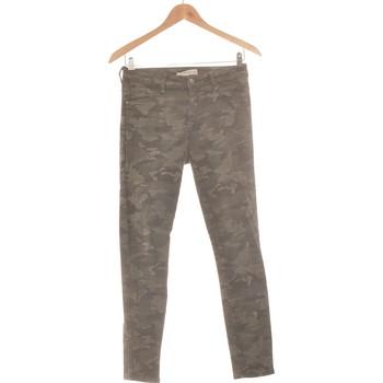 Vêtements Femme Jeans slim Mango Jean Slim Femme  34 - T0 - Xs Gris