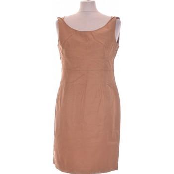 Vêtements Femme Robes courtes Manoukian Robe Courte  38 - T2 - M Marron