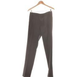 Vêtements Femme Chinos / Carrots Celio Pantalon Droit Femme  40 - T3 - L Noir