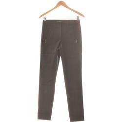 Vêtements Femme Chinos / Carrots Mango Pantalon Droit Femme  34 - T0 - Xs Noir
