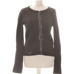 Vêtements Femme Gilets / Cardigans Monoprix Pull Femme  34 - T0 - Xs Noir