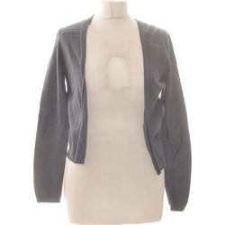 Vêtements Femme Gilets / Cardigans Bonobo Gilet Femme  34 - T0 - Xs Bleu