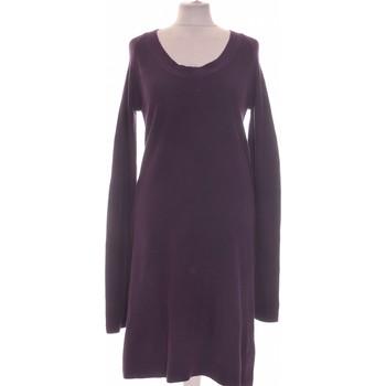 Vêtements Femme Robes longues American Retro Robe Mi-longue  40 - T3 - L Violet