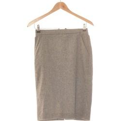 Vêtements Femme Jupes Uniqlo Jupe Mi Longue  34 - T0 - Xs Gris