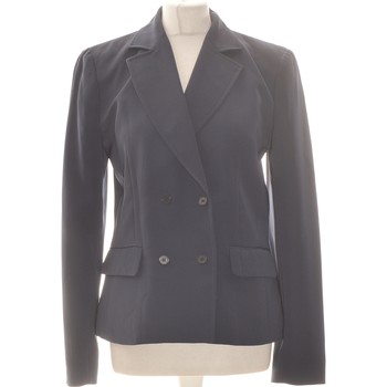 Vêtements Femme Vestes / Blazers Etam Blazer  40 - T3 - L Bleu