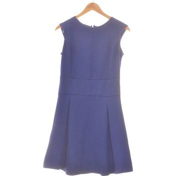 Vêtements Femme Robes courtes Mango Robe Courte  36 - T1 - S Bleu