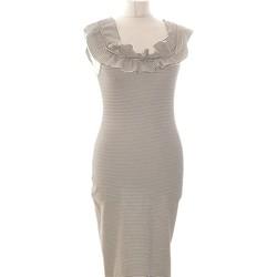Vêtements Femme Robes courtes Zara Robe Courte  38 - T2 - M Gris