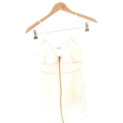 Vêtements Femme Débardeurs / T-shirts sans manche Pimkie Débardeur  38 - T2 - M Blanc