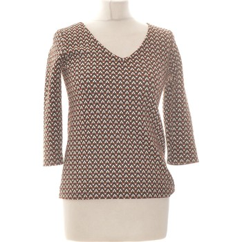 Vêtements Femme Tops / Blouses Grain De Malice Top Manches Longues  34 - T0 - Xs Noir