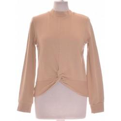 Vêtements Femme Pulls H&M Pull Femme  34 - T0 - Xs Beige