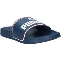 Chaussures Claquettes Puma 372276 LEADCAT FTR Azul
