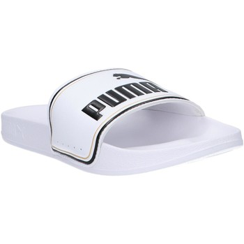Chaussures Claquettes Puma 372276 LEADCAT FTR Blanco