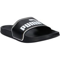 Chaussures Claquettes Puma 372276 LEADCAT FTR Negro