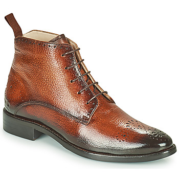Chaussures Femme Boots Melvin & Hamilton BETTY4 Marron