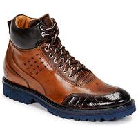 Chaussures Homme Boots Melvin & Hamilton TREVOR 28 Marron