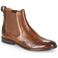 Chaussures Femme Boots Melvin & Hamilton AMELIE 5 Marron